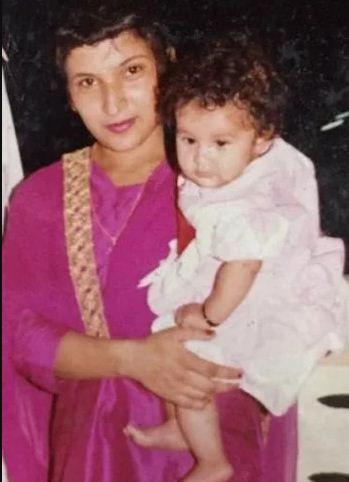 Shehnaaz Gill's Mother