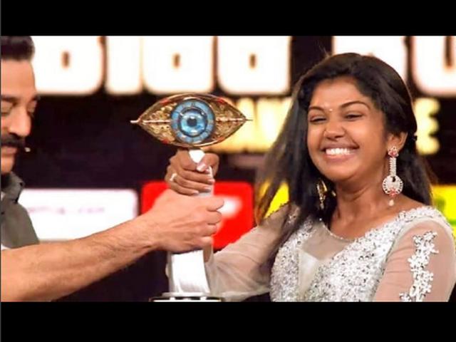 Bigg boss tamil 2 winner