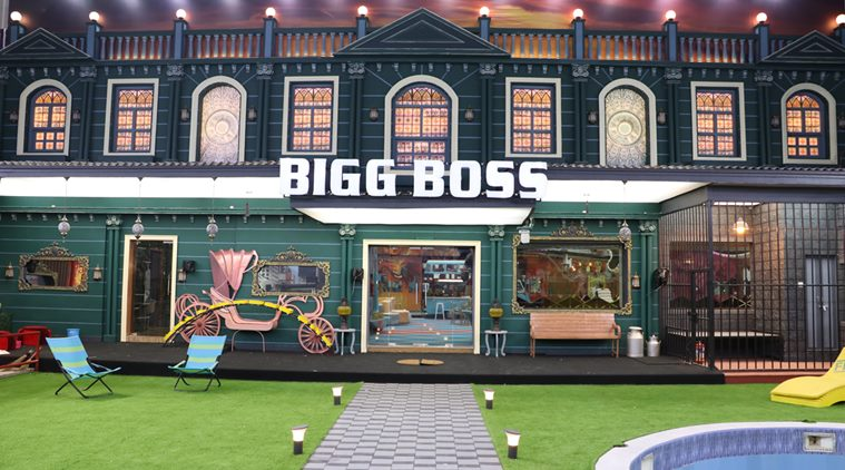 Bigg Boss Tamil House